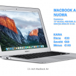 Macbook Air nuoma