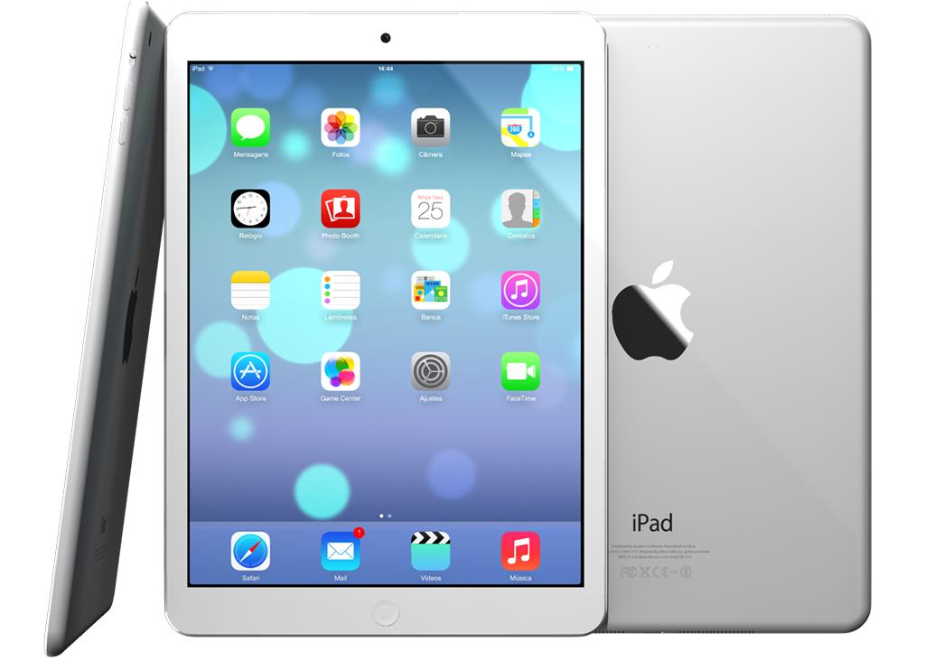iPad Air nuoma