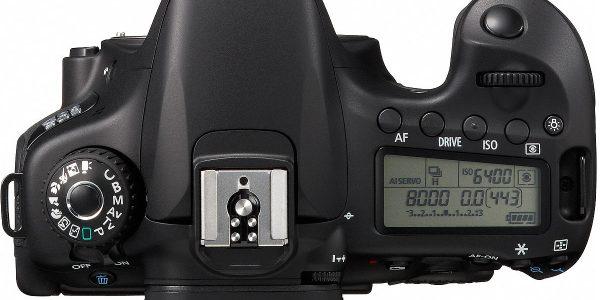 Canon 60D nuoma
