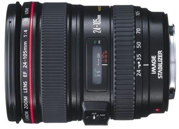Canon 24-105mm f/4L IS USM nuoma
