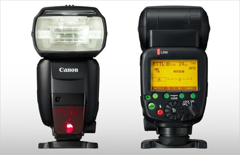Canon Speelight 600 EX-RT nuoma