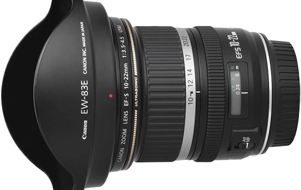 Canon 10-22mm F/3,5-4,5 USM nuoma