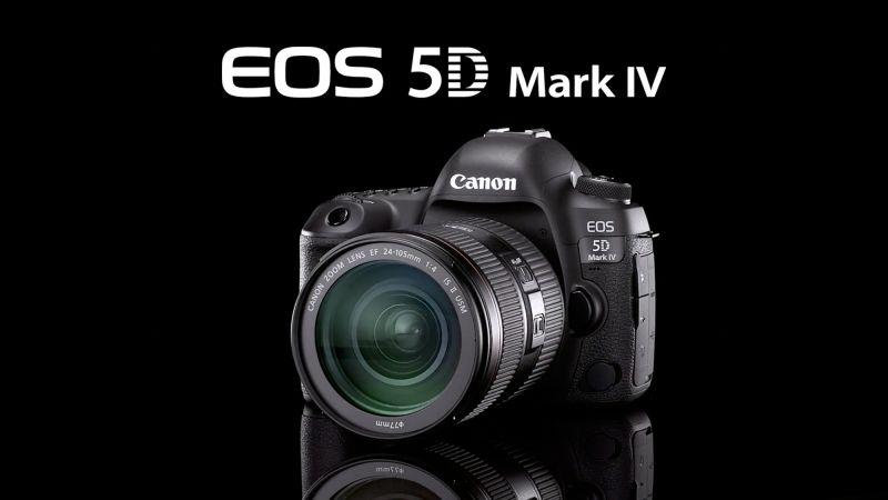 Canon 5D Mark IV Foto nuoma