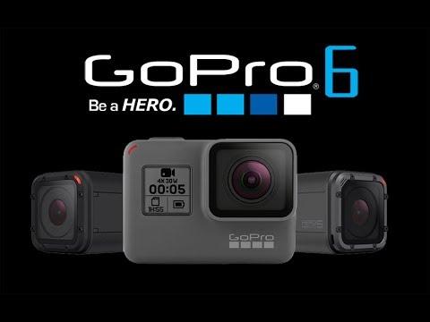 GoPro Hero 6 nuoma