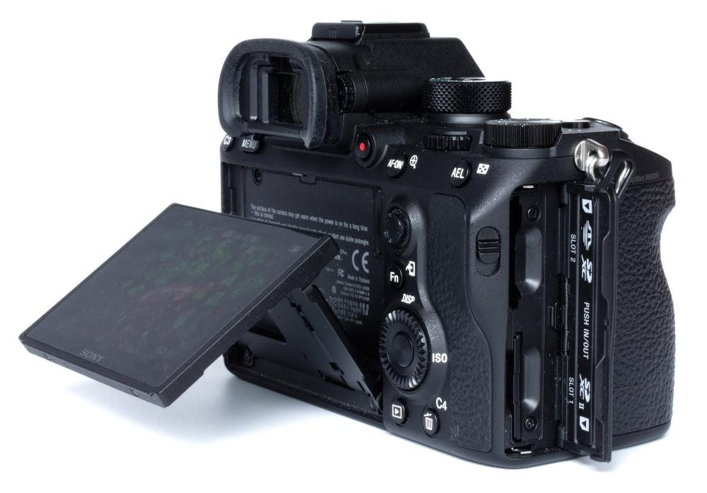 Sony a9 Fotoaparato nuoma