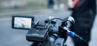 Bevielio mikrofono Sennheiser G4 nuoma