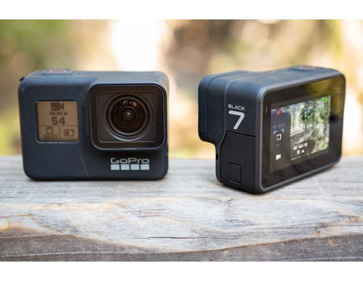 GoPro Hero 7 black nuoma